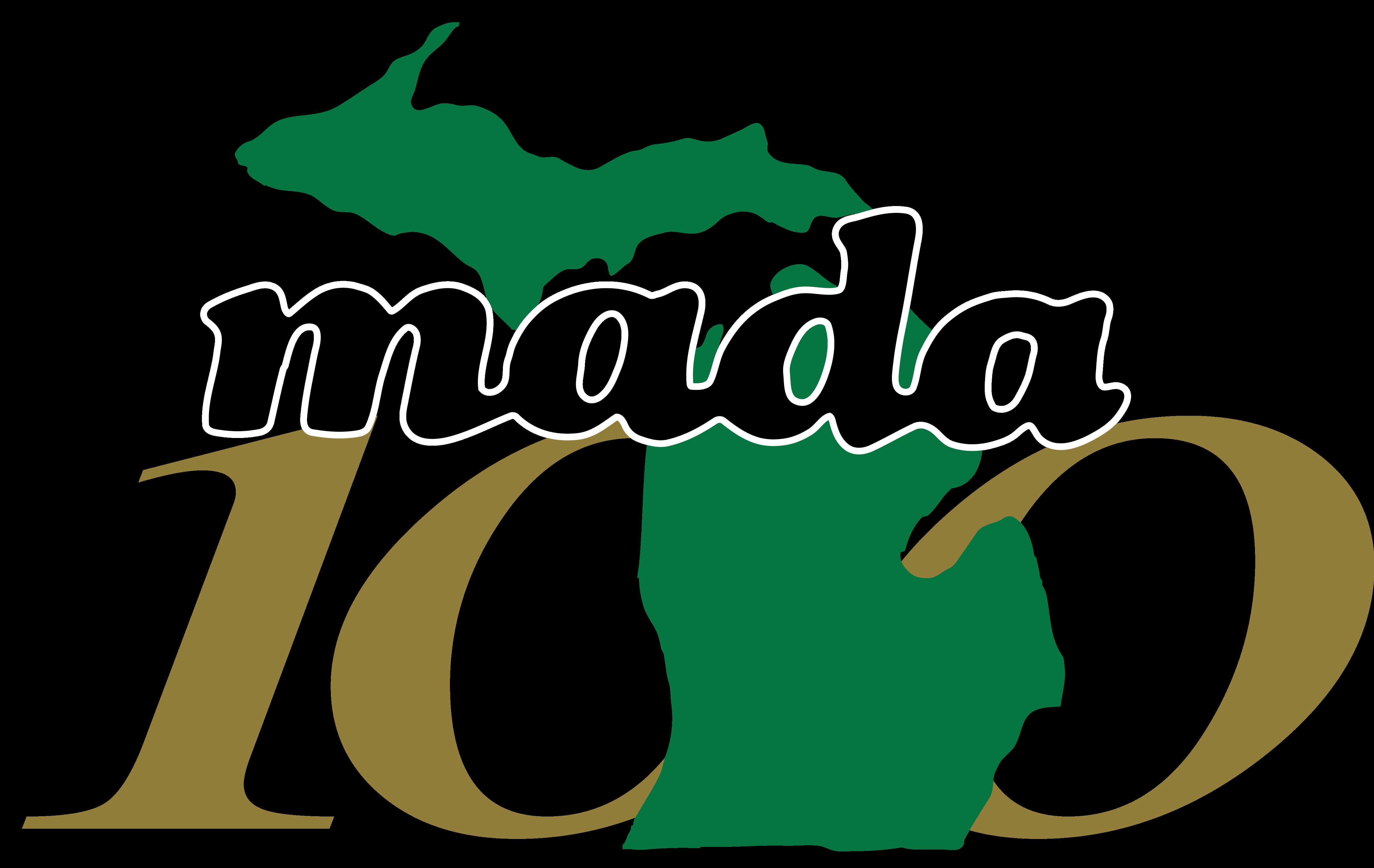 MADA 100 Years Logo