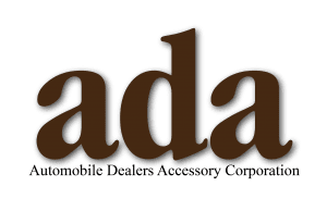 ADA logo with text