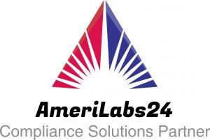 Amerilabs 24 logo