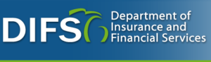 Department of Insurance and Financial Services Logo