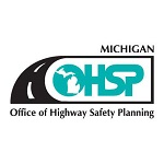 Michigan office of highway safety planning logo