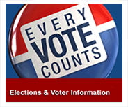 election and voter information image